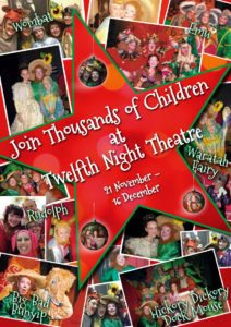 Christmas 2016 at Twelfth Night Theatre