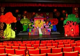 Children's Theatre Set